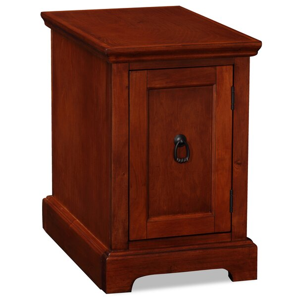 Hutsonville Westwood End Table With Storage By Darby Home Co