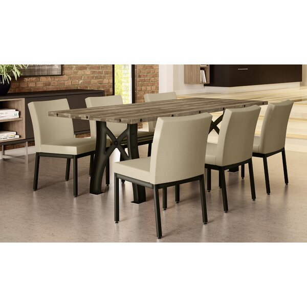 Eli 7 Piece Dining Set by 17 Stories