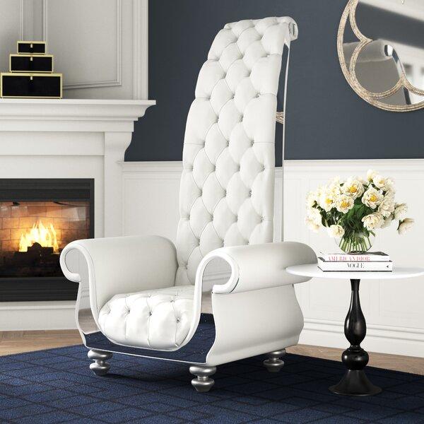 Berbor Armchair by Mercer41 Mercer41