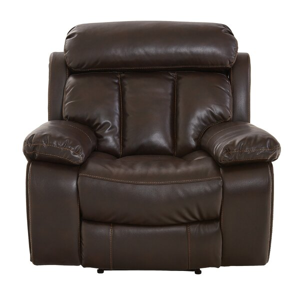 Kuester Power Glider Recliner by Alcott Hill