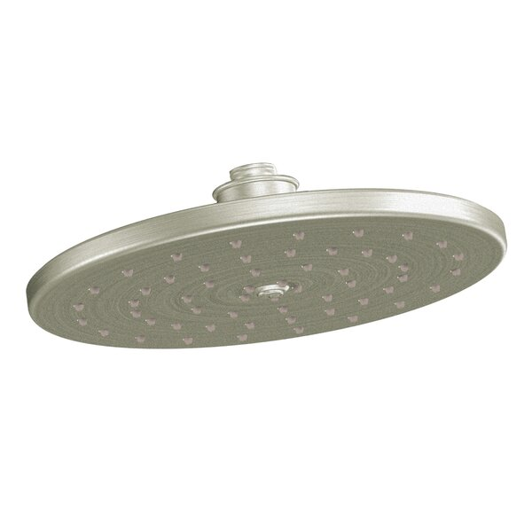 Waterhill Rain Shower Head with Immersion by Moen
