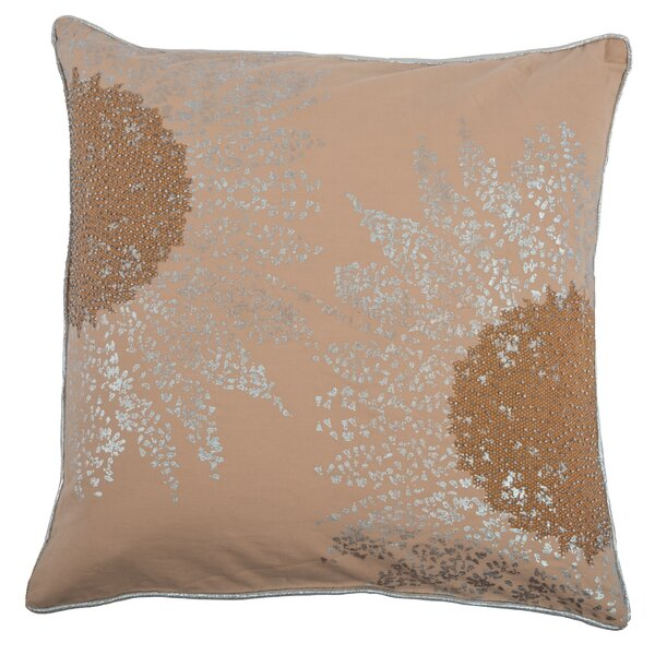 Charnika Cotton Throw Pillow by Wildon Home ®