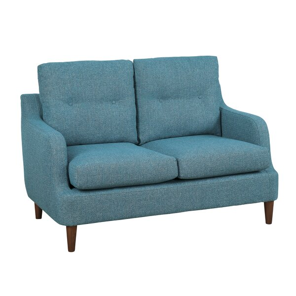 Get The Latest Osbourne Standard Loveseat by Wrought Studio by Wrought Studio
