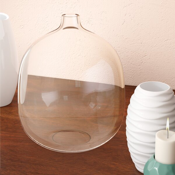 Glass Novelty Table Vase by Langley Street