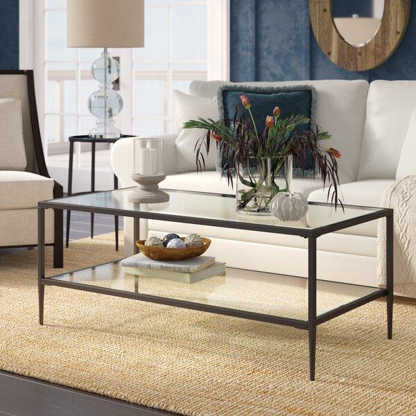 Harlan Double Shelf Coffee Table by Birch Lane™