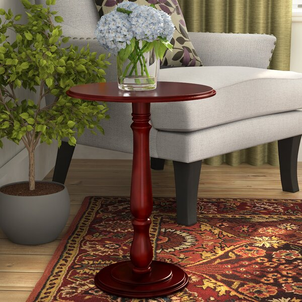 Stehle Pedestal Plant Stand by Charlton Home