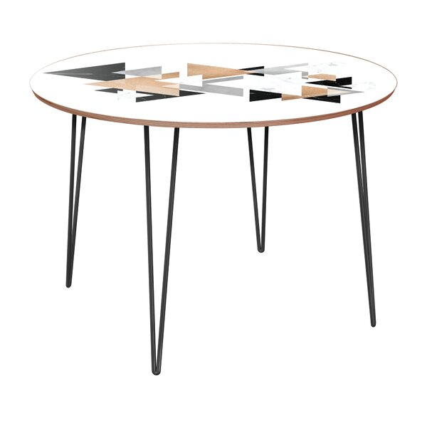 Bade Dining Table by Bungalow Rose