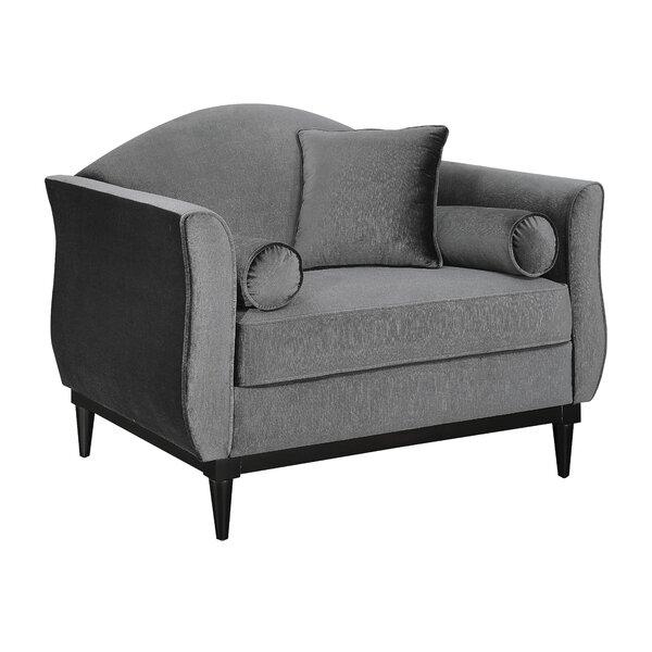 Kranz Armchair by House of Hampton