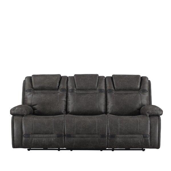 Slayden Reclining Sofa by Winston Porter