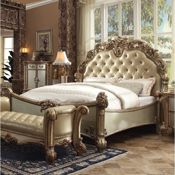 Welles Upholstered Standard Bed by Astoria Grand