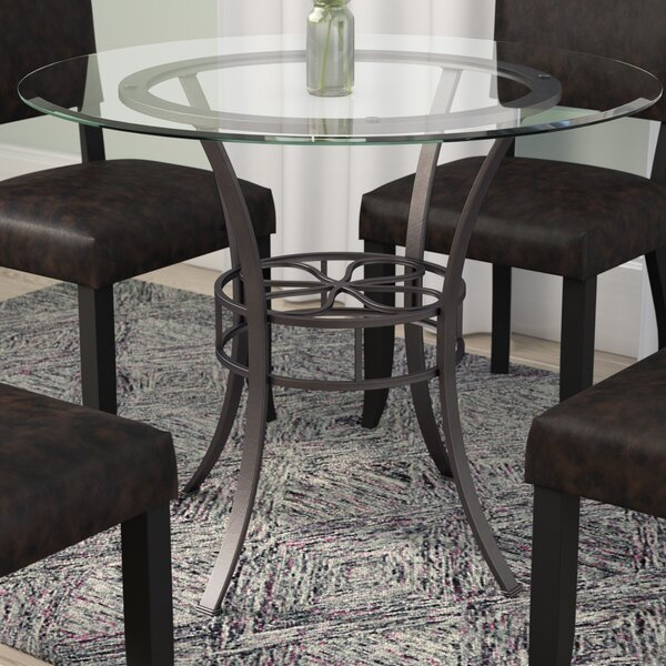 Leto Dragan Dining Table by Zipcode Design