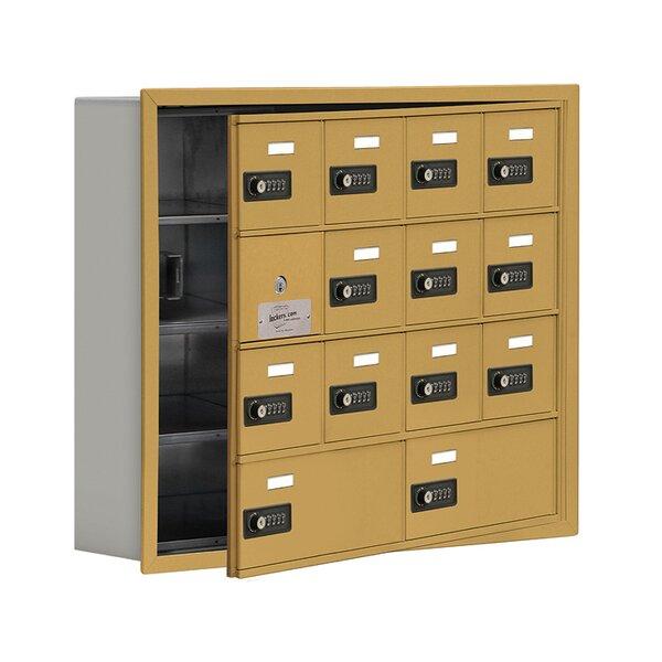 13 Door Cell Phone Locker by Salsbury Industries