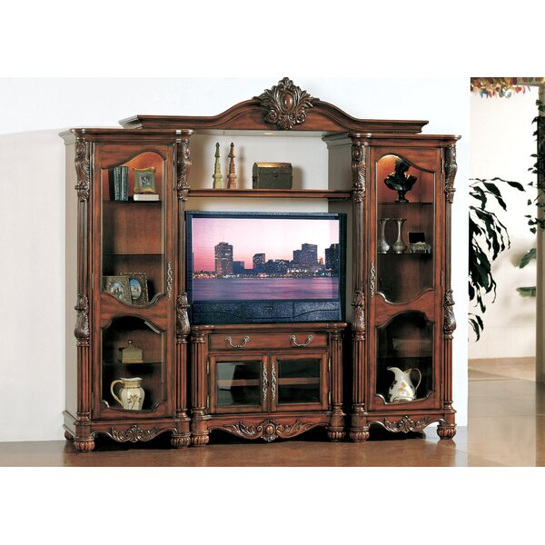 Mallory Entertainment Center by Astoria Grand