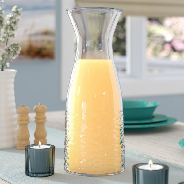 Livermore 50.7 oz. Carafe by Beachcrest Home