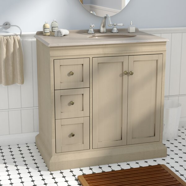 Laseter 36 Single Bathroom Vanity Set by Andover Mills