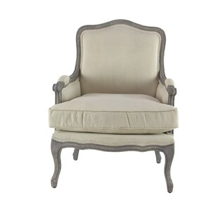 Fortunat Traditional Cushioned Armchair By One Allium Way