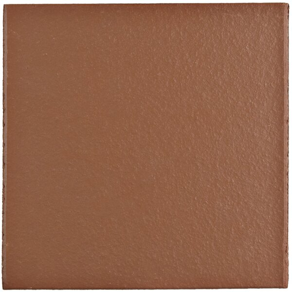 Shale 5.88 x 5.88 Ceramic Field Tile in Red by EliteTile