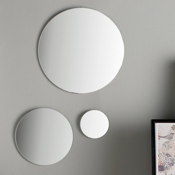 7 Piece Mirror Set by Latitude Run