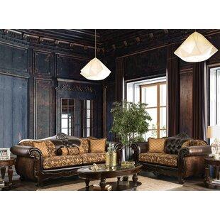 Rosalind 2 Piece Configurable Living Room Set by Astoria Grand