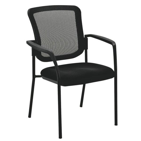 Cirebon Stacking Mesh Guest Chair by Ebern Designs