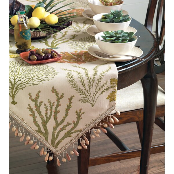 Caicos Table Runner by Eastern Accents