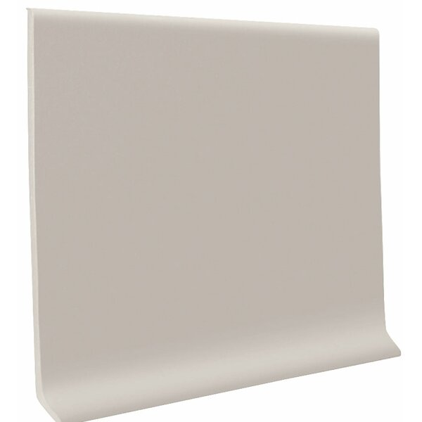 0.13 x 48 x 4 Cove Molding in Smoke (Set of 30) by ROPPE