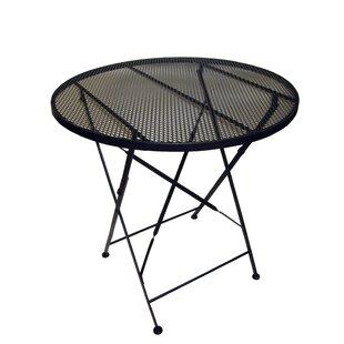 Folding Outdoor Dining Set Wayfair - Metal folding patio table and chairs