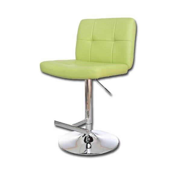 Adjustable Height Swivel Bar Stool by Ultimate Accents
