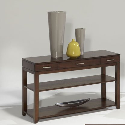 Daytona Console Table by Progressive Furniture Inc.