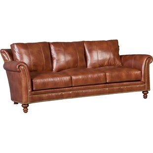 8 way hand tied leather sofas you ll love wayfair rh wayfair com Sofa Springs 8 way hand tied leather sofa manufacturers