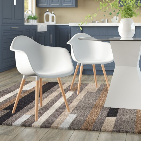 Ahlers Dining Chair (Set of 2) by Langley Street