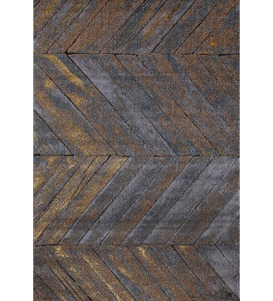 Victoria Gray Indoor Area Rug by Langley Street