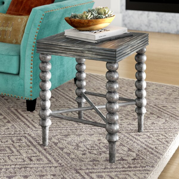 Euphemia End Table by Mistana