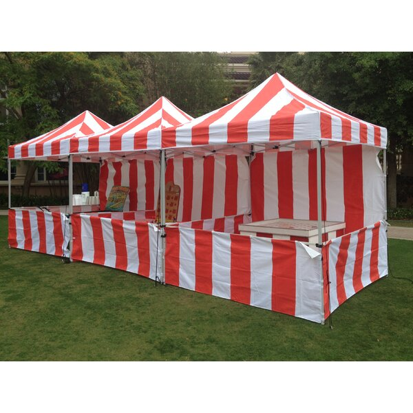 Carnival 8 Ft. W x 8 Ft. D Steel Canopy by Impact