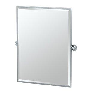 Reviews Café Bathroom/Vanity Mirror By Gatco