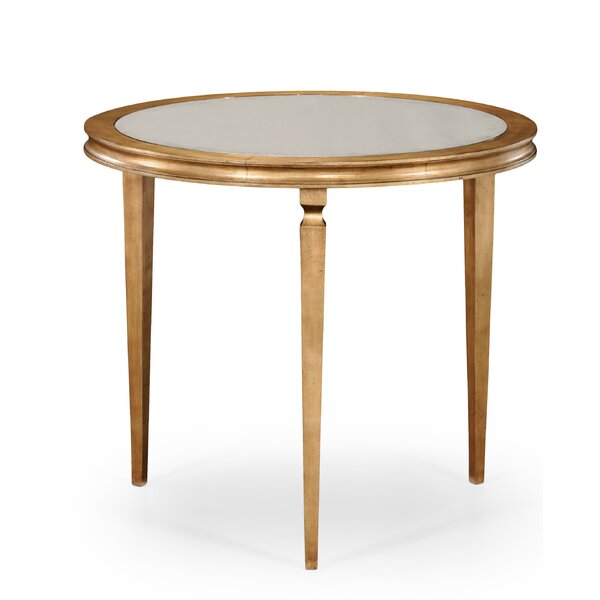 Luxe Italian Solid Wood Dining Table by Jonathan Charles Fine Furniture