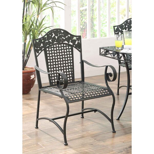 Pemberville Patio Dining Chair (Set of 2) by Darby Home Co