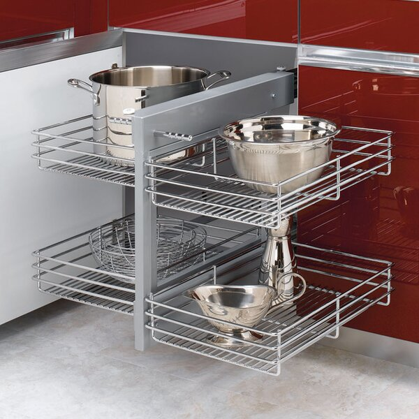 Small Blind Corner Optimizer by Rev-A-Shelf