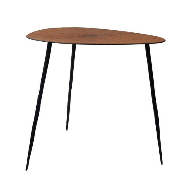 Muriel End Table by Corrigan Studio