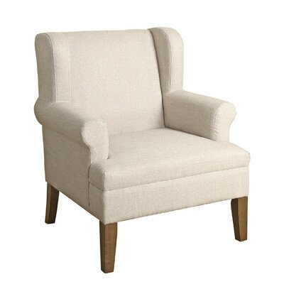 Meade Wingback Chair by Laurel Foundry Modern Farmhouse