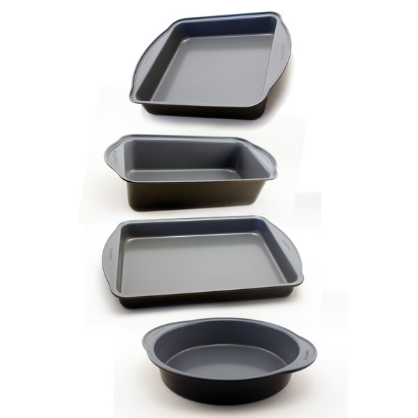 EarthChef 4 Piece Bakeware Set by BergHOFF International