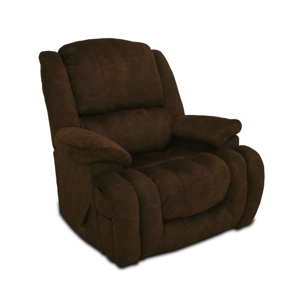 Velma Manual Rocker Recliner by Darby Home Co