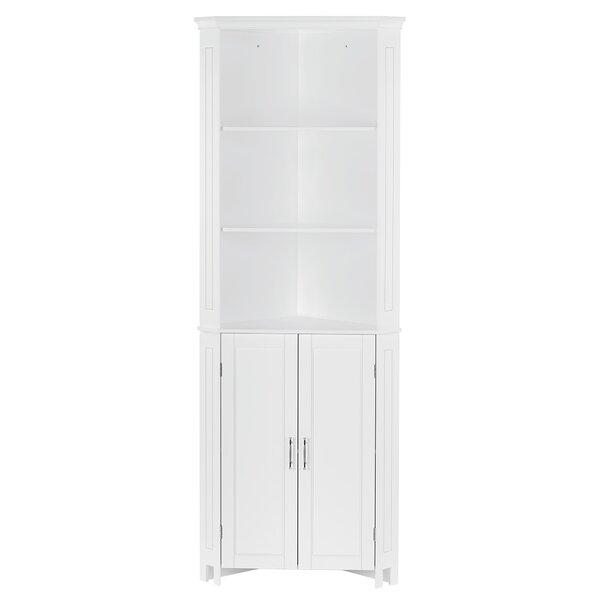 Machin 26 W x 70 H x 18.31 D Free Standing Bathroom Cabinet