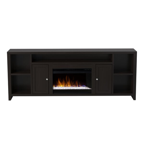 Garretson Solid Wood TV Stand For TVs Up To 88