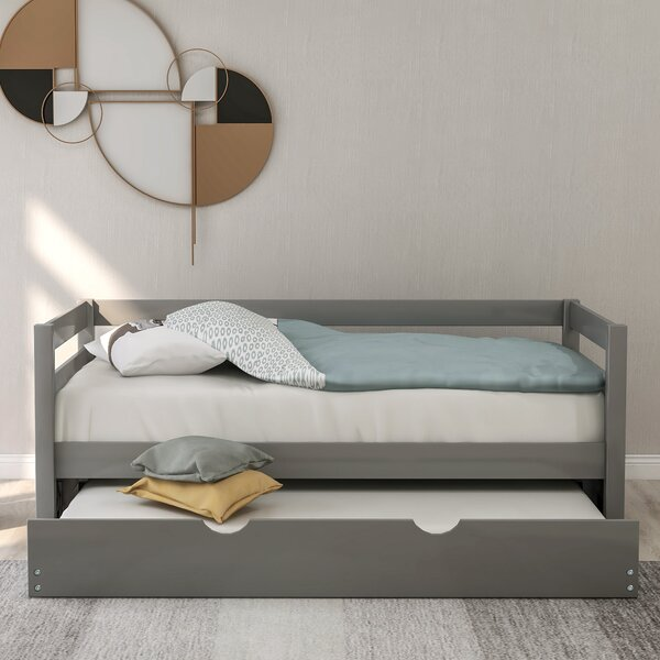 Violette Twin Daybed With Trundle By Red Barrel Studio