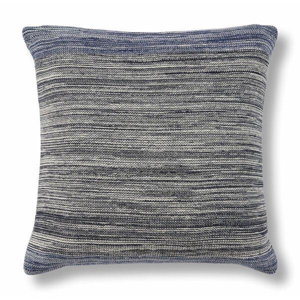 Soler Cotton Throw Pillow by Winston Porter