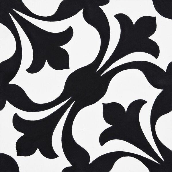 Sefrou Handmade 8 x 8 Cement Field Tile