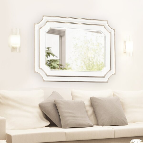Hernadez Accent Mirror by Alcott Hill