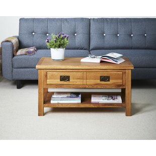 Cardalea Coffee Table With Storage