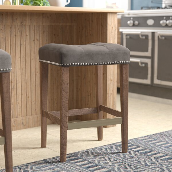 Northumberland Bar Stool by Laurel Foundry Modern Farmhouse